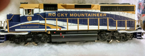 Rocky Mountaineer Set