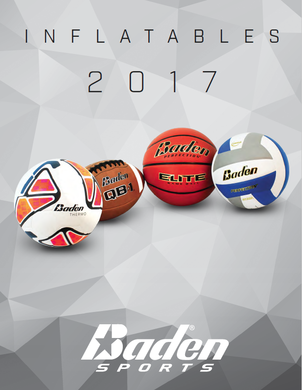 2017 Baden Inflatables Catalog
