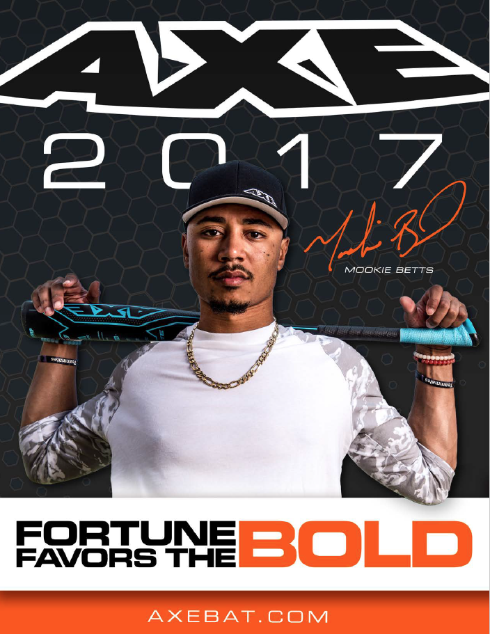 2017 Axe Bat Catalog