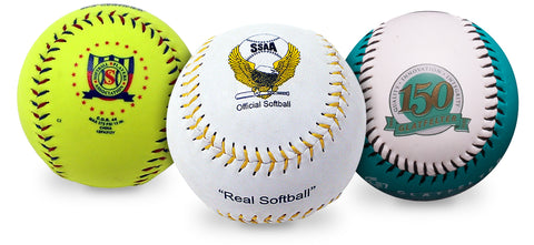 Fully Custom Softballs