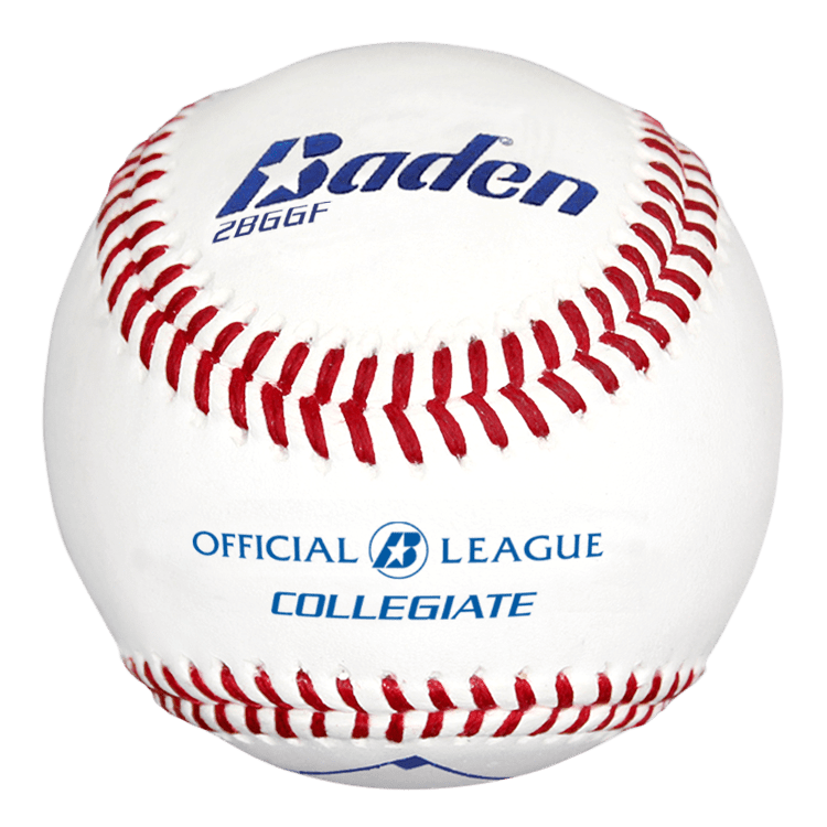 Official League Collegiate Flat Seam Baseballs
