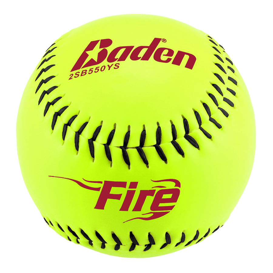 Fire Slowpitch Softballs