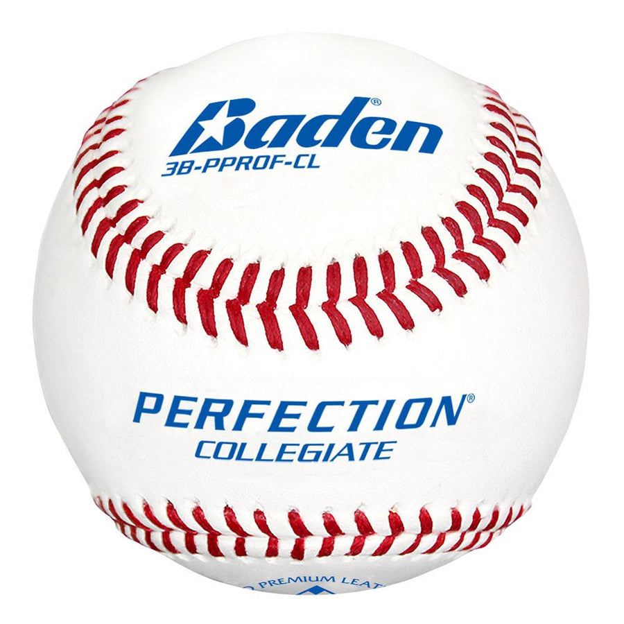 Perfection Collegiate Flat Seam Baseballs