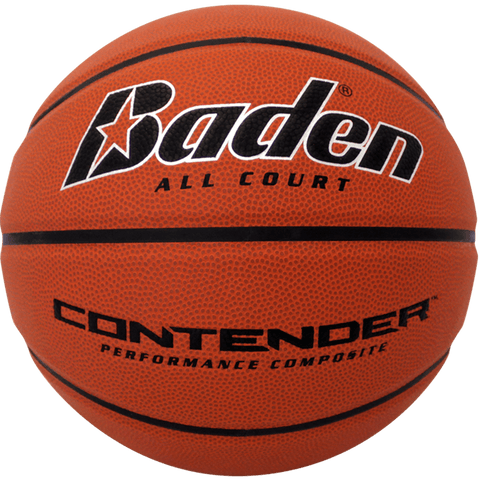 Contender Basketball (more colors available)