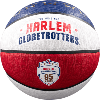 Harlem Globetrotters 95th Anniversary Basketball