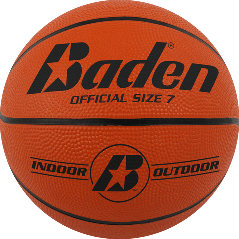 Rubber Basketball (more colors available)