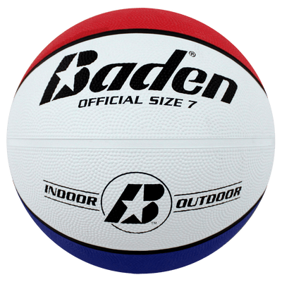 Rubber Basketball