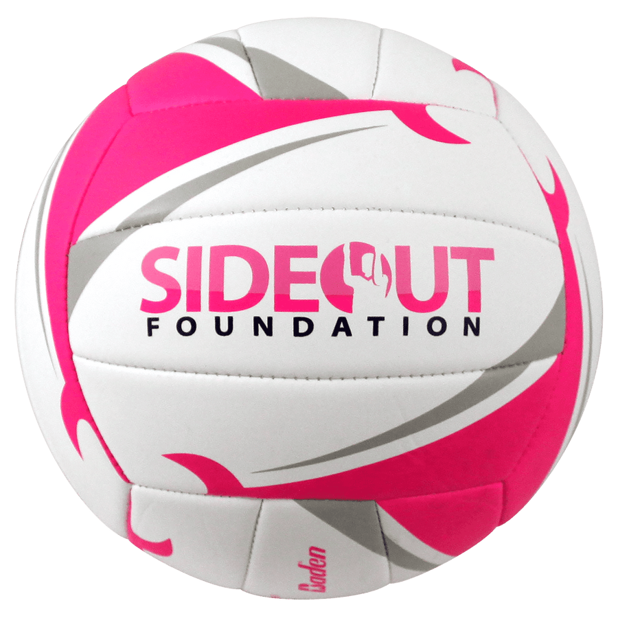 Match Point Dig Pink Volleyball