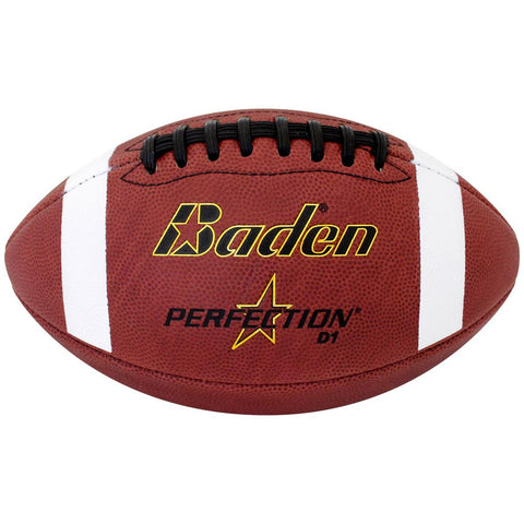 Perfection™ D1 Leather Game Football