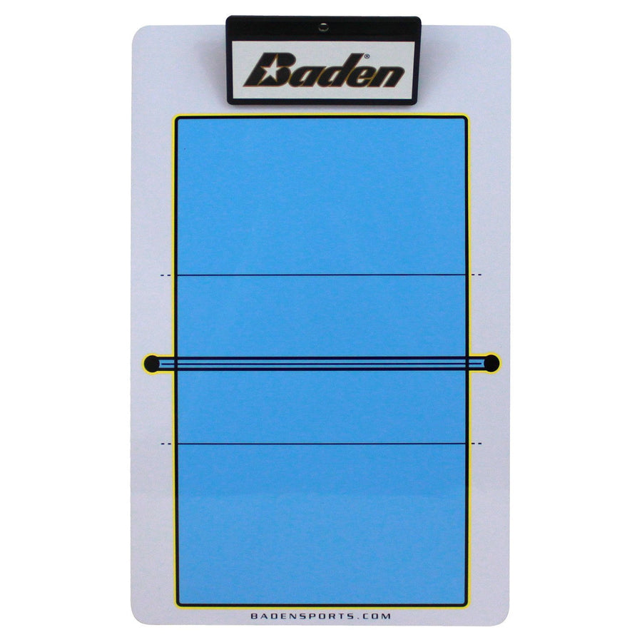 Volleyball Dry Erase Game Clipboard