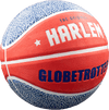 Harlem Globetrotters Rubber Basketball