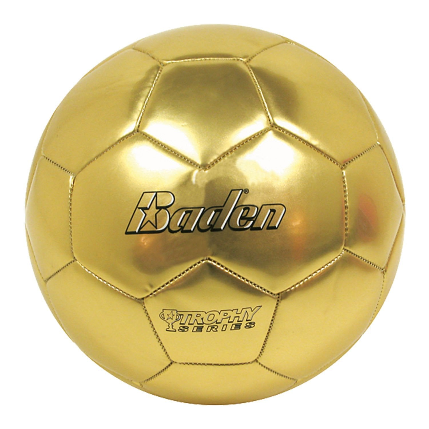 Gold Z Series Soccer Ball Baden Sports