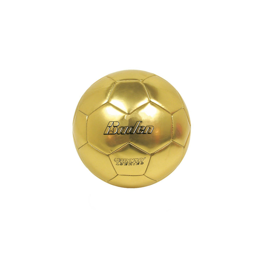 Mini Gold Soccer Ball
