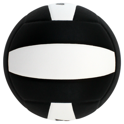 black lexum volleyball
