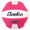 pink lexum volleyball