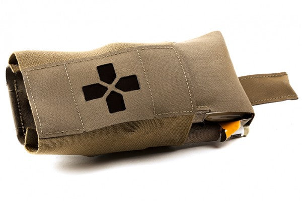 Blue Force Gear Micro Trauma Kit NOW! Basic Medical- Coyote Brown