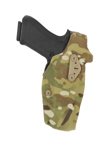 Safariland 6354DO ALS Optic Tactical Holster Multicam - Glock 19, w/QLS 19 Fork