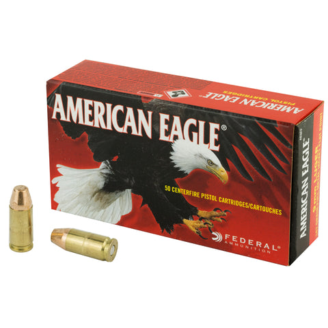 Federal American Eagle 9MM 147 Grain Full Metal Jacket - 50 Round Box