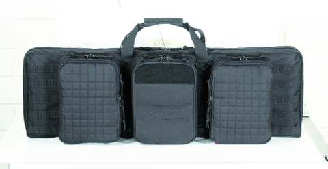 "Voodoo Tactical  36"" Deluxe Padded Weapons Case - Black"
