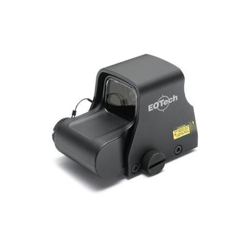 EOTech XPS2-1 Transverse Red Dot Sight, Black, 1-Dot Reticle