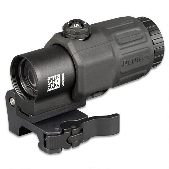 EOTech G33.STS 3x Magnifier for Red Dot Sights - Black