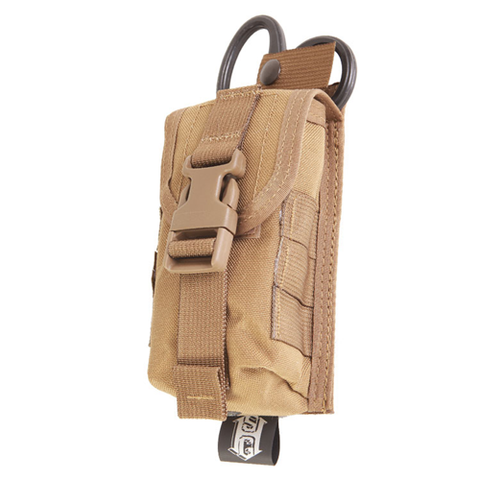 HSG Bleeder/Blowout Pouch Molle - Coyote Brown