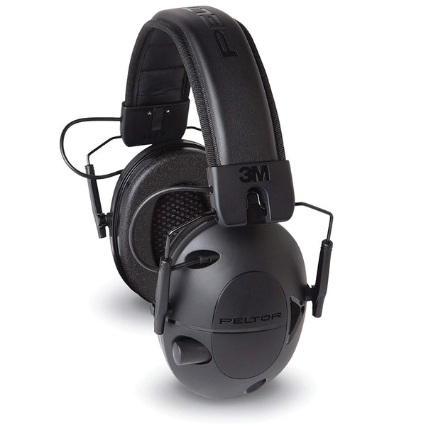 3M Peltor Tactical 100 Electronic Hearing Protector Earmuffs