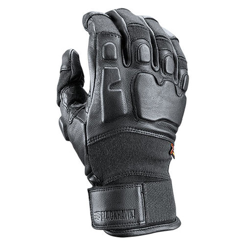 Blackhawk S.O.L.A.G Recon Glove - Black, Large