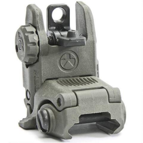 Magpul MBUS® Sight – Rear - Grey