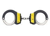 ASP Ultra Cuffs, Chain Identifier (Steel Bow) (Yellow)