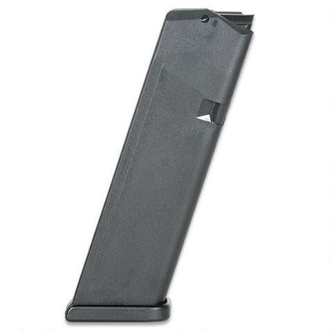 Glock Mag 9MM 17Rd Black 17/34 MF17017