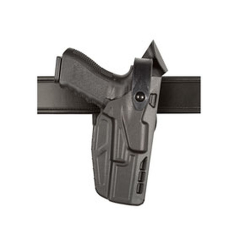 "7TS ALS Level III Retention Mid-Ride Duty Holster- Glock 17 w/ ITI M3 (4.5"" bbl), TRL-1, Surefire X20, 0, X300, X300U, LAS-TAC 2, SSL-1Right Handed"