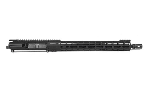 "M4E1 Threaded 16"" 5.56 Mid-Length Complete Upper Receiver w/ ATLAS S-ONE Handguard Black - M-Lok"