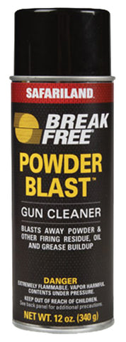 Break-Free Powder Blast Gun Cleaner 16 oz