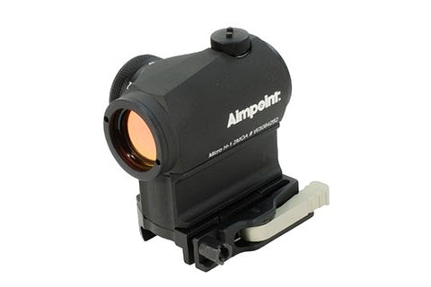 Aimpoint Micro H-1 (AR15 ready - 2 MOA LRP mount/39mm spacer)
