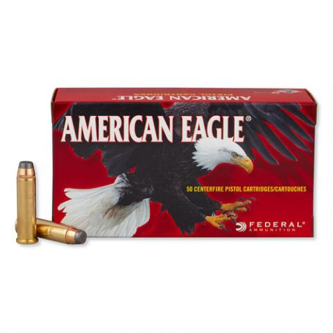 Federal AE357A American Eagle 357 Magnum 158gr Jacketed Soft Point 50 Bx