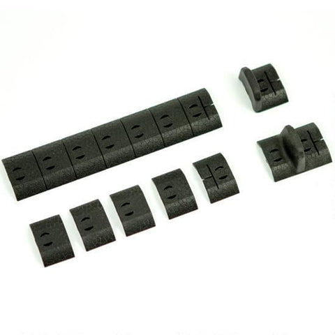 NOVESKE NSR POLYMER PANEL KIT BLK