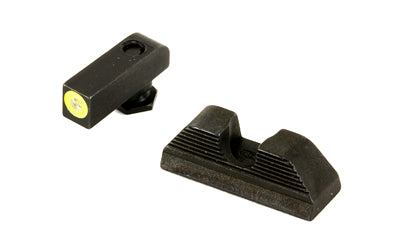 Ameriglo Yellow Outline Sights Glock 42, 43