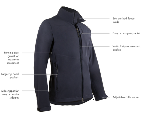 First Tactical Men's Rainier Softshell