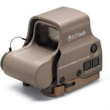 EOTech EXPS3-0 TAN Holographic Red Dot Sight
