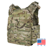 Condor Cyclone Lightweight Plate Carrier - Multicam