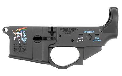 SPIKE'S STRIPPED LOWER (SNOWFLAKE-COLOR)