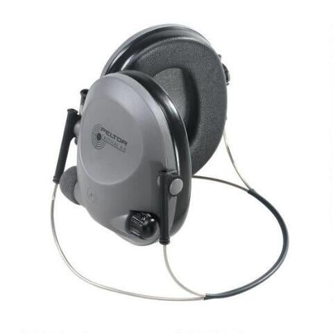 3M Peltor Tactical 6S Behind the Head Electronic Muffs