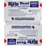 North American Rescue Hyfin Vent Chest Seal Twin Pack