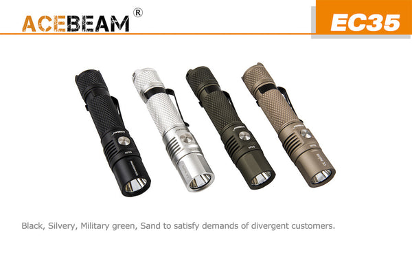 AceBeam EC35 colors