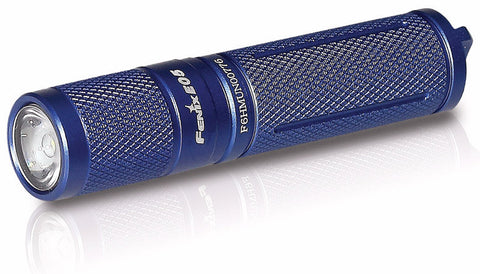 Fenix E05 in blue