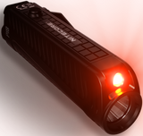 Nitecore P18 red LED