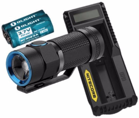 Olight S1 Baton Quick Start Bundle