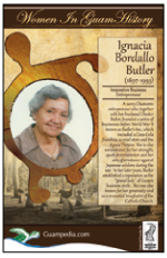 Ignacia Bordallo Butler