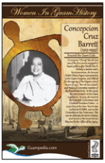 Concepcion Cruz Barrett